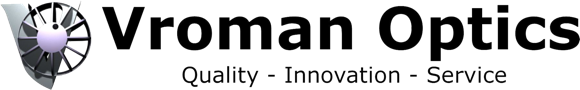 Vroman Optics logo