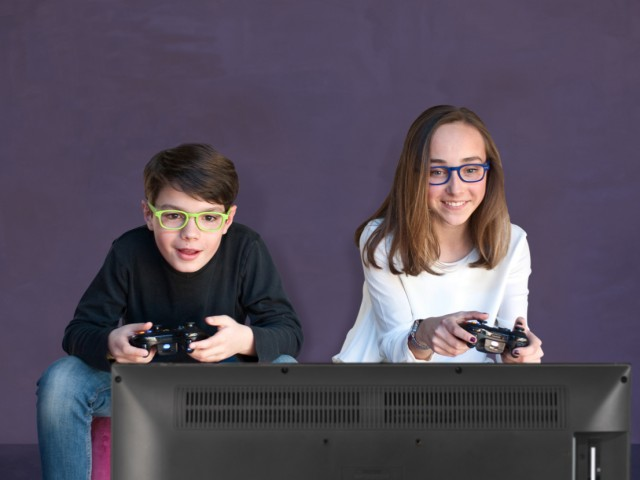 Blueberry brillen bescherming tegen schadelijk blauw licht voor iedereen