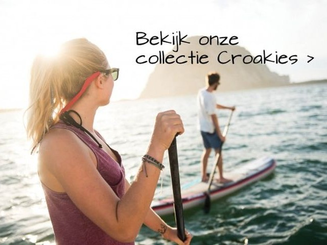 Croakies brilkoordjes brillenkoordjes