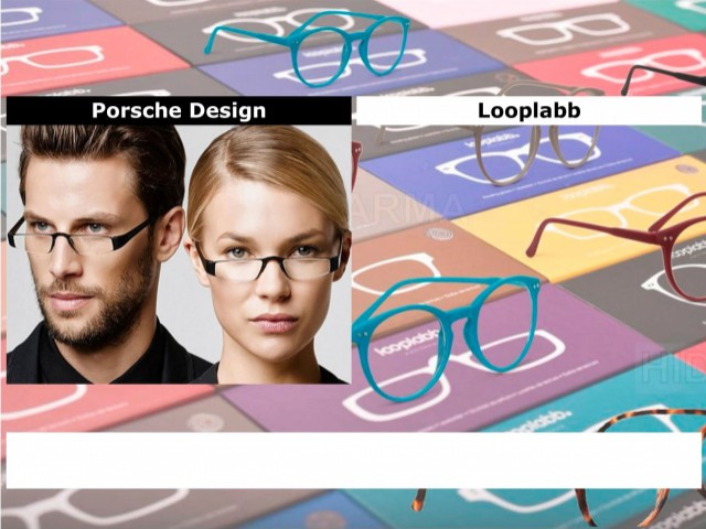 Leesbrillen Porsche Design Reading Tools Looplabb leesbrilletjes