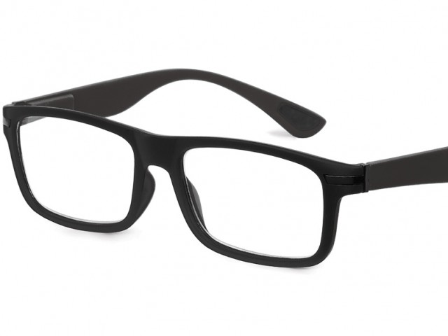 Looplabb leesbril Empress zwart