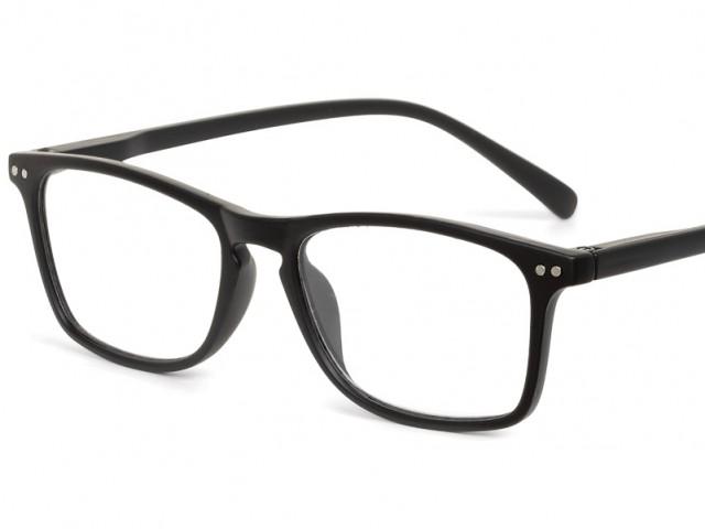 Looplabb leesbril Legend zwart