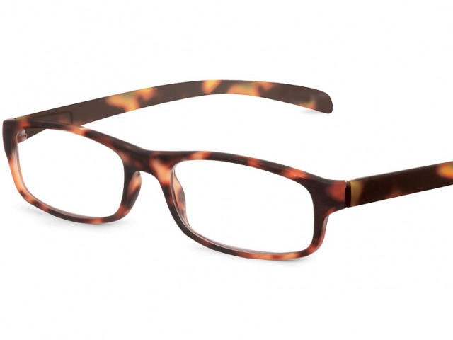 Looplabb leesbril l'Etranger schildpad bruin