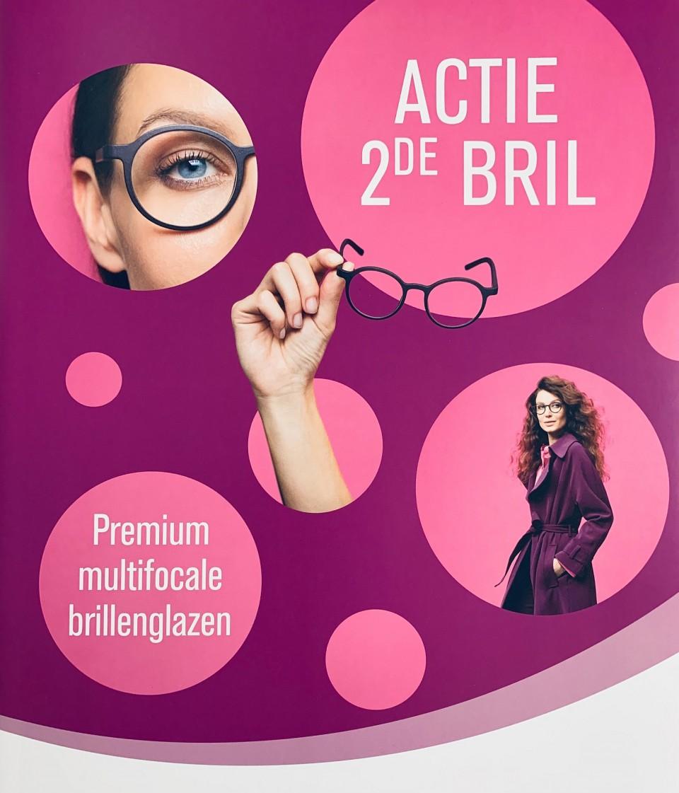 actie 2de bril