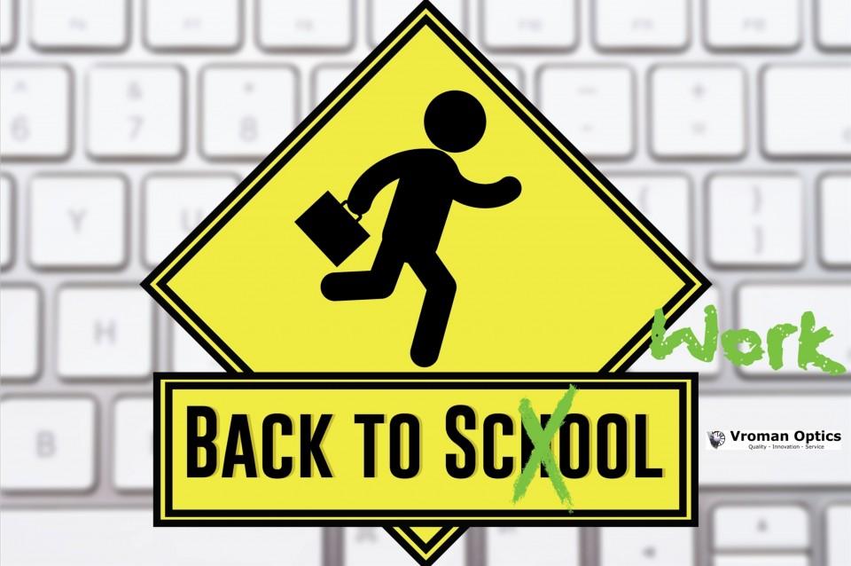actie back to school work terug naar school werk ravotbril of reservebril aan halve prijs