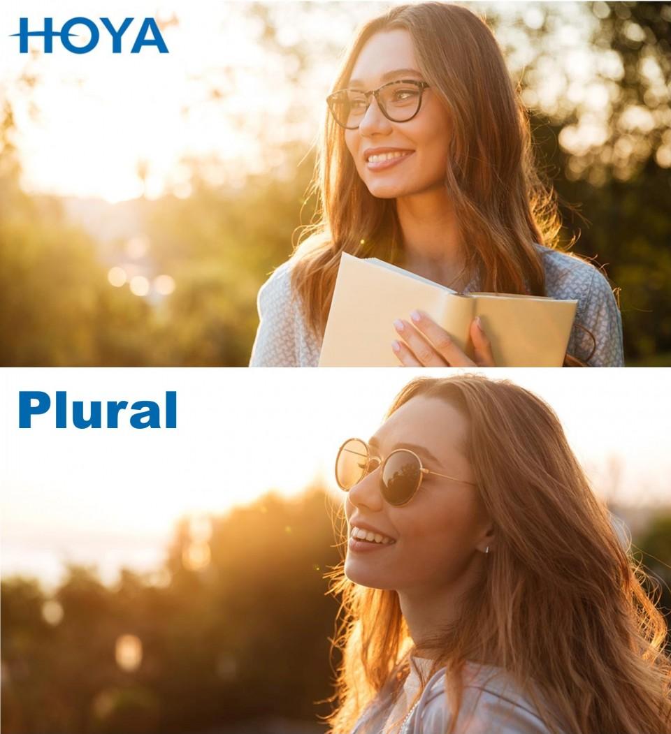 50 procent korting op je tweede paar glazen of zonneglazen met Plural